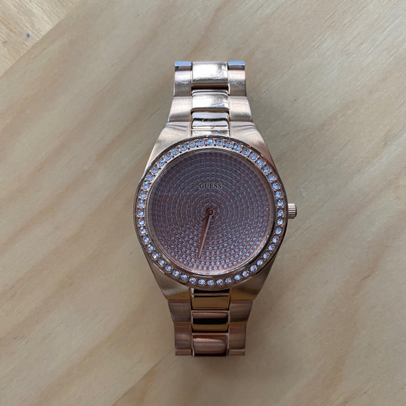 Guess watch - rose gold
